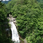 仙台秋保温泉と秋保大滝