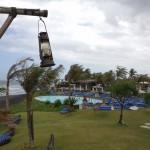 ウブドから車で30分のビーチリゾート、『Komune Resort』に行って来ました。