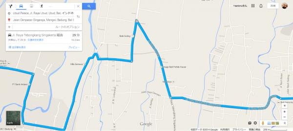 Google マップ (5)