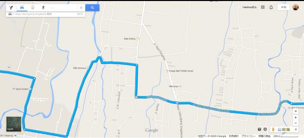 Google マップ (4)