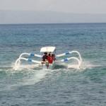ウブドからチャンディダサへ日帰り海釣り(小型ローカル船チャーター)