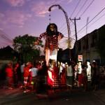 【動画あり】2016年ニュピ前日のオゴオゴパレード