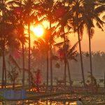 バリ島ウブド近郊2016年8月30日(火)朝の風景
