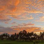 バリ島ウブド近郊2016年10月10日(月)朝の風景