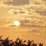 バリ島ウブド近郊2016年12月22日(木)朝の風景